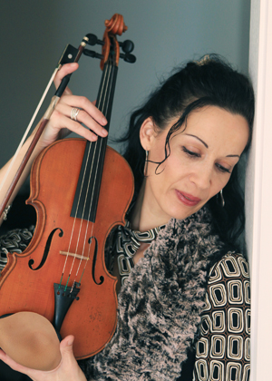 Faina Vengerovsky – Violin lessons for everybody