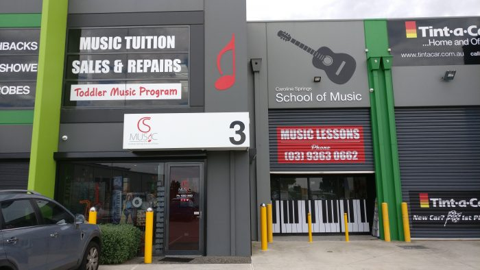 Caroline Springs School of Music