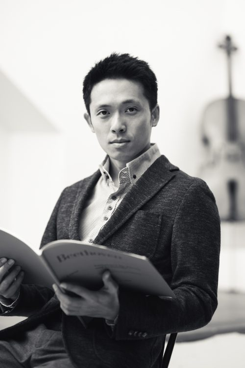 Barry Luo Cellist
