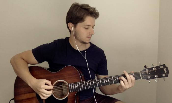 Nathan Stewart Guitar Tuition