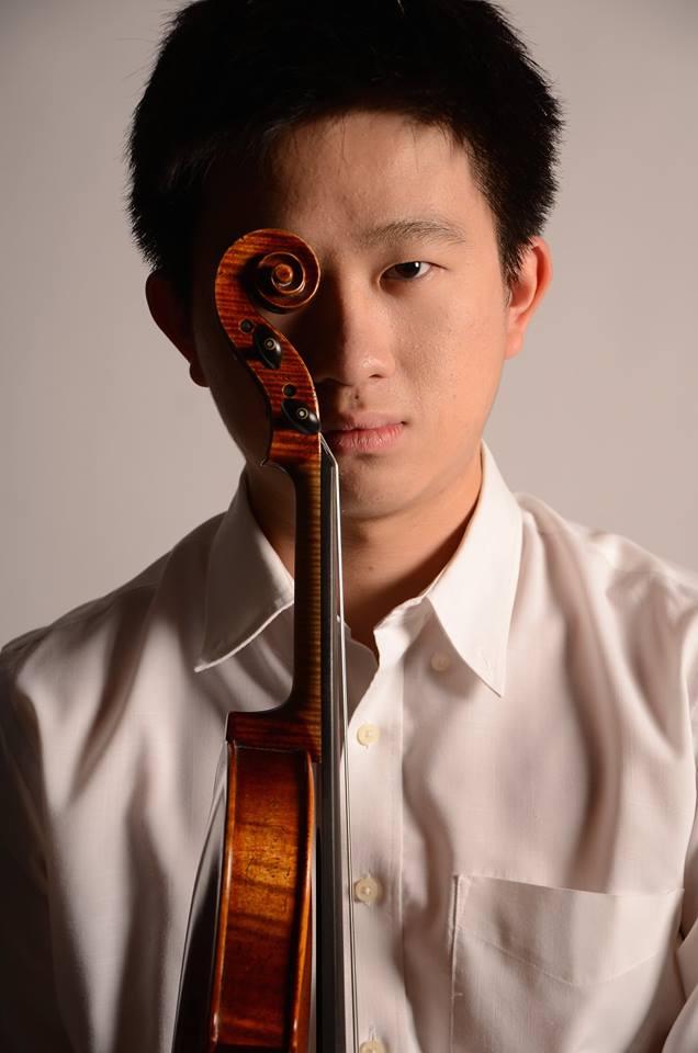 Zack Liu Violin Tutor