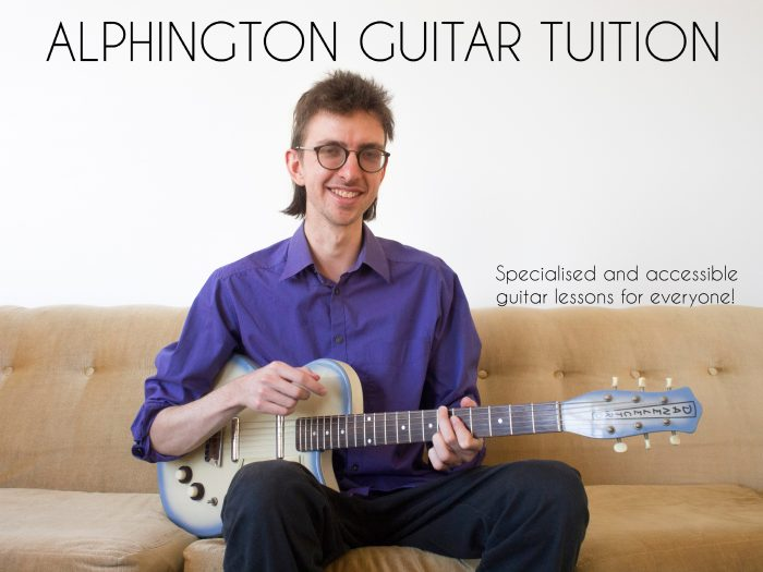 Alphington Guitar Tuition