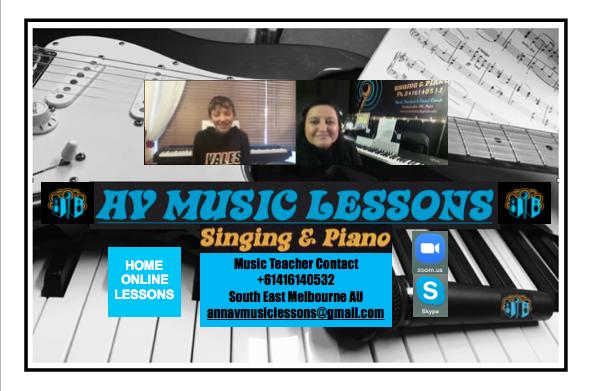 AV Music Lessons